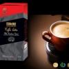 کافه لاته با قارچ گانودرما دکتر بیز